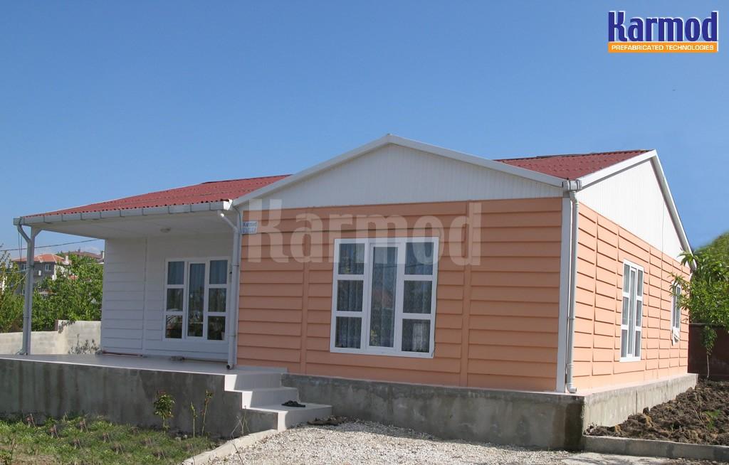 منازل تركية جاهزة