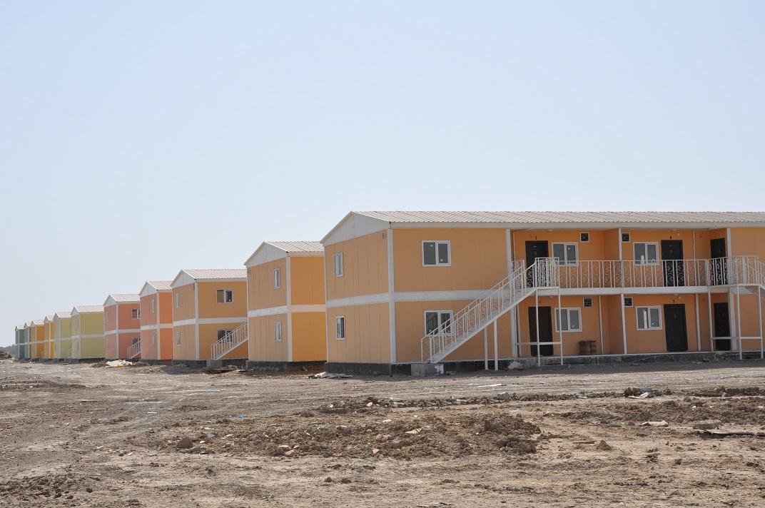 مشاريع الإسكان