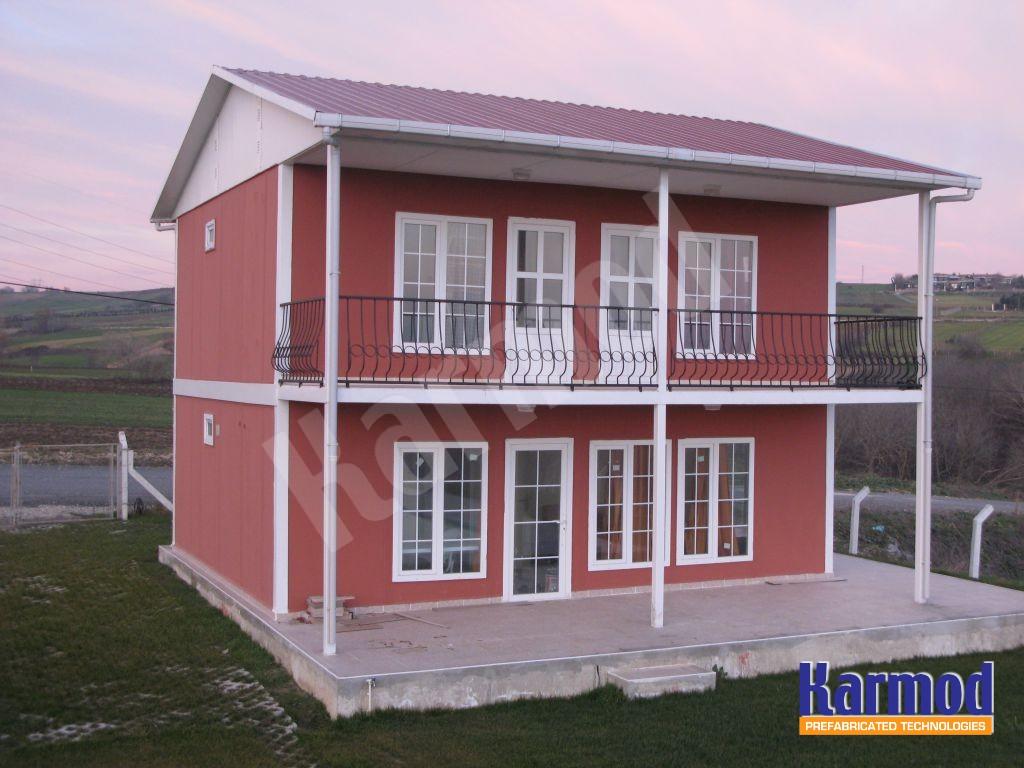 بيوت جاهزة للبيع