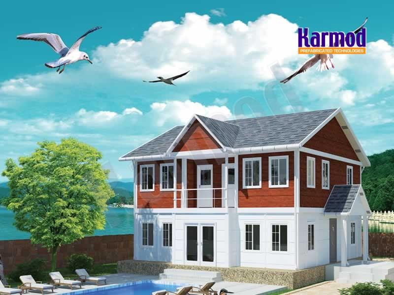 تصاميم بيوت جاهزة