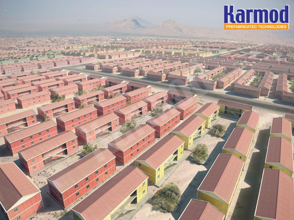 مشروعات الاسكان لمتوسطى الدخل