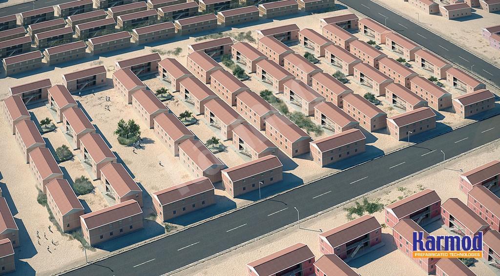 مشاريع الاسكان في جدة